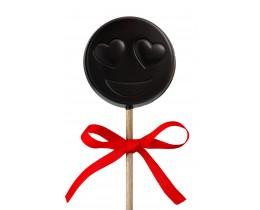 Lizak  czekolada deserowa 72%