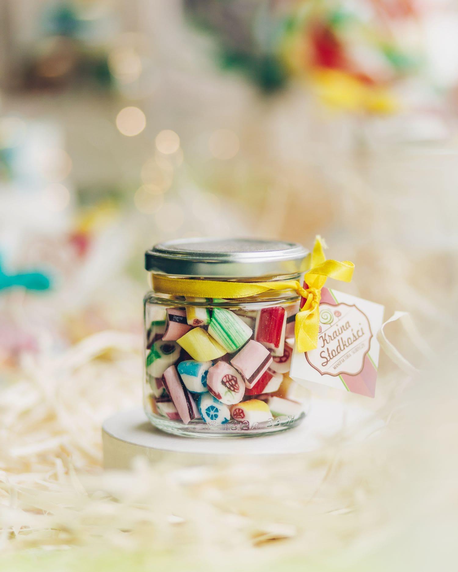 słodycze firmowe dla pracowników