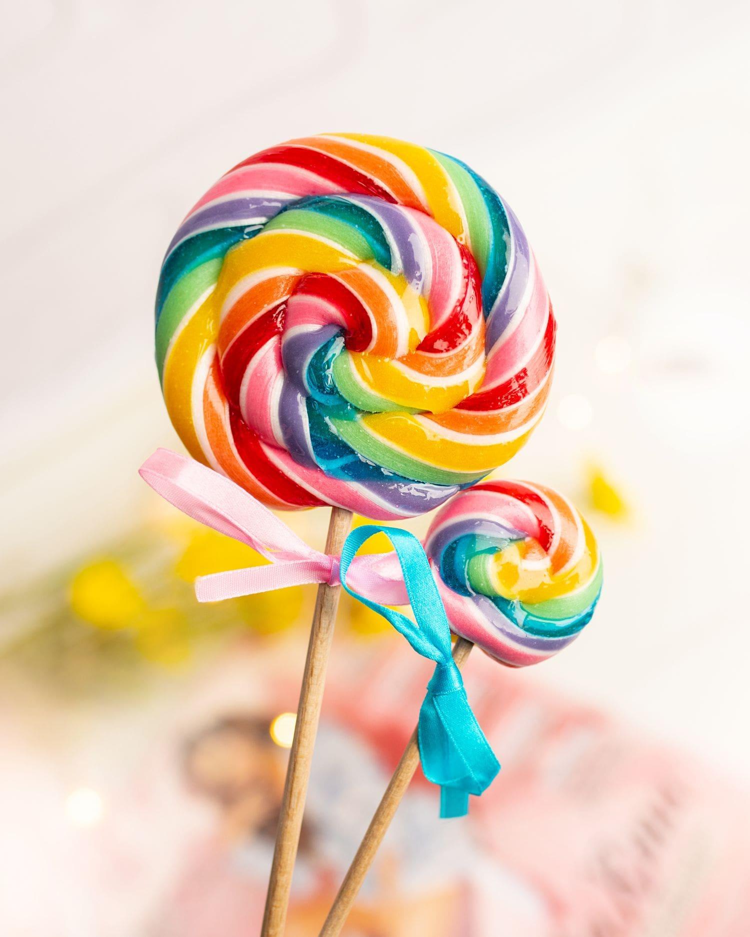 słodycze na babyshower