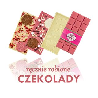 ręcznie robione czekolady