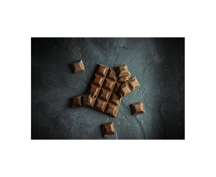 Krótka historia czekolady - opowieść słodyczą płynąca